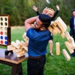 Outdoor Games Jenga