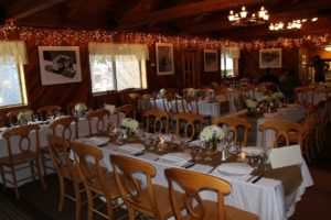 Crooked Tree Dinning Room