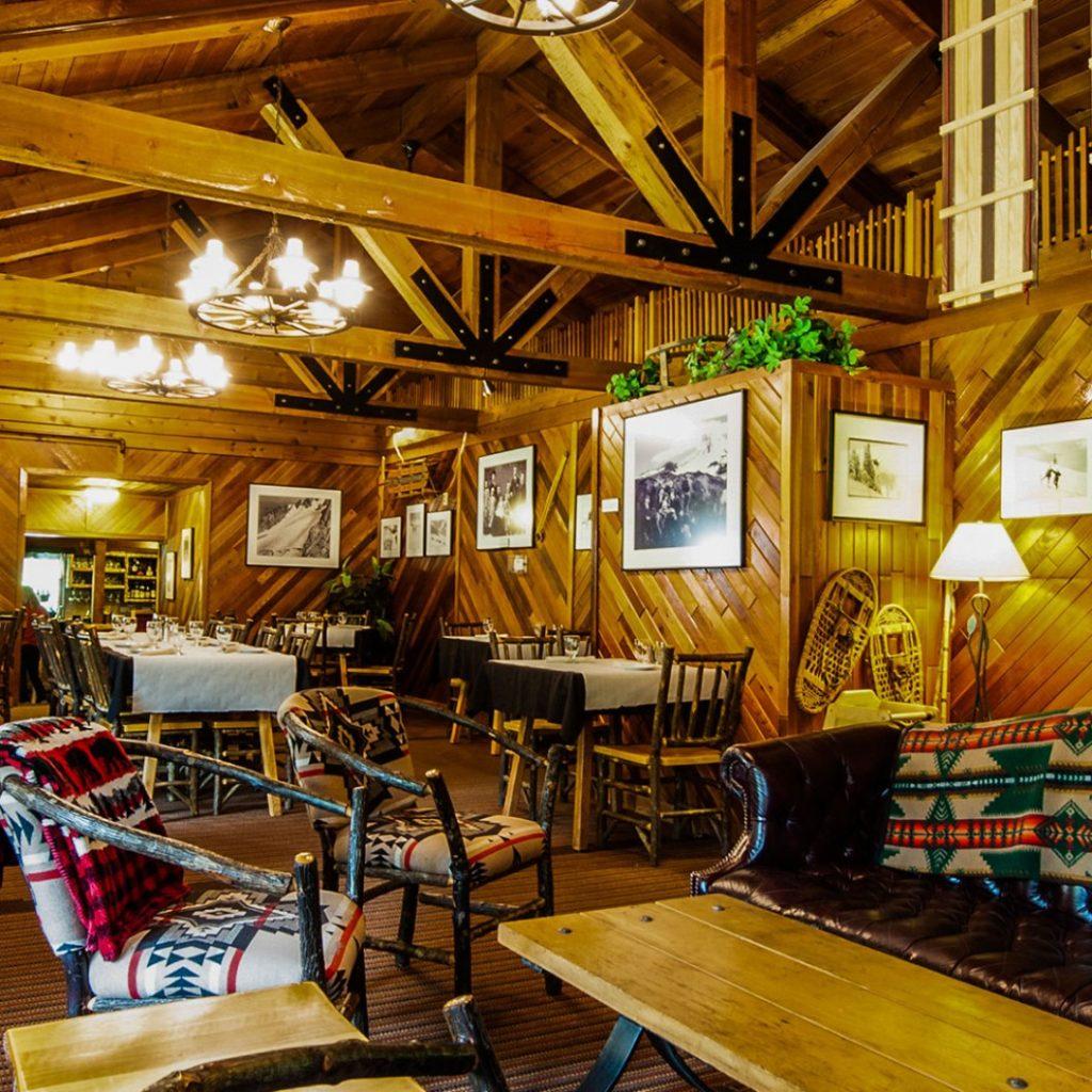 Crooked Tree Tavern Dining Room