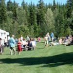 Great Lawn Wedding Tent