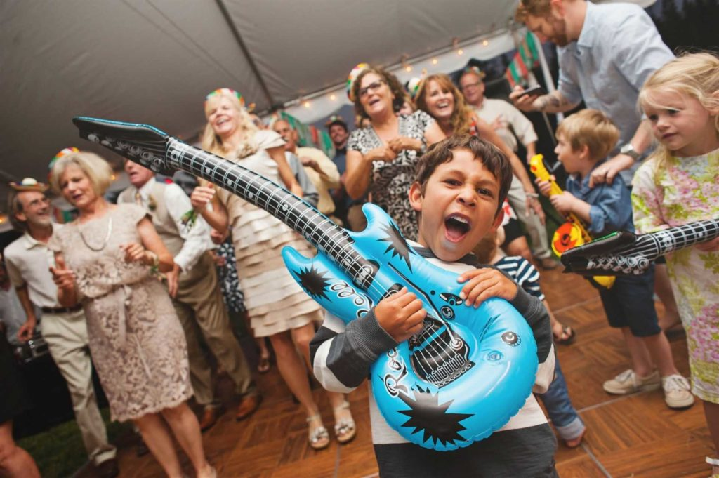 Wedding Dance Party Guitar