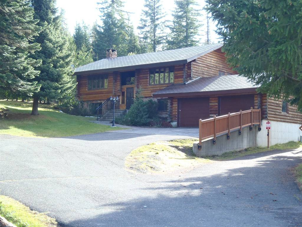 Private Log Home