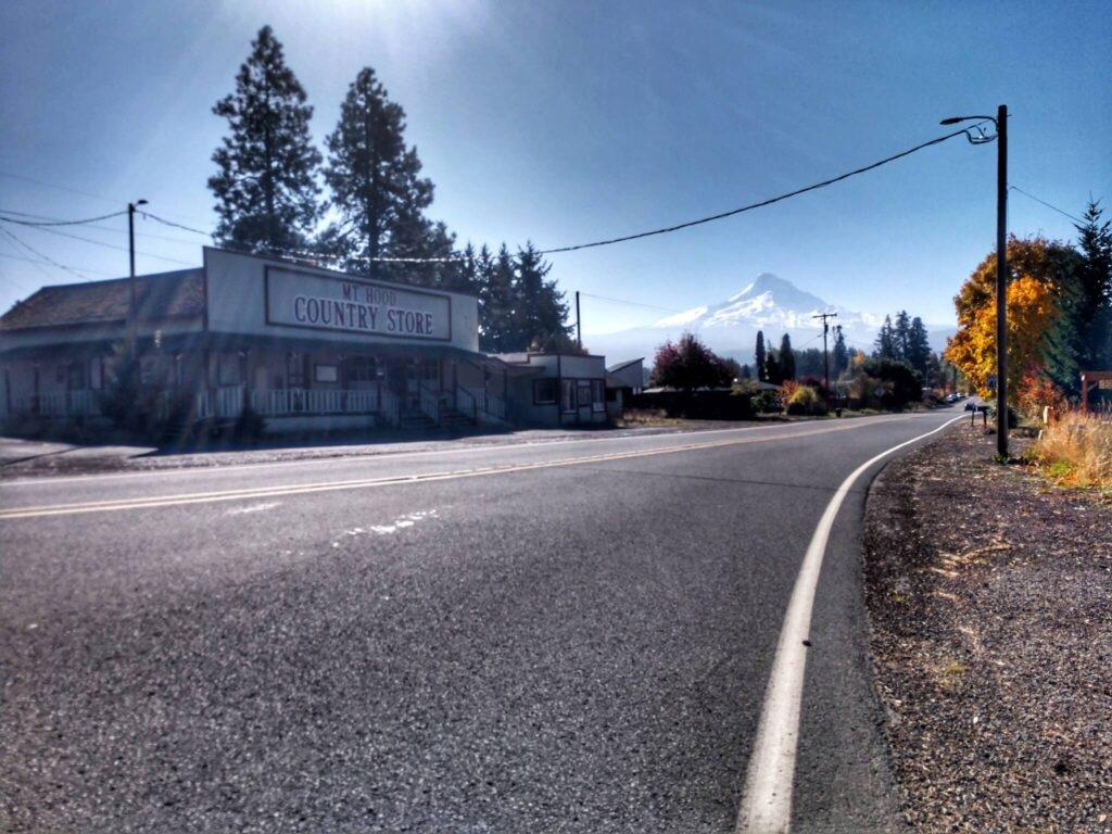 Mt Hood Store in Parkdale, Photo by: Andi Keller