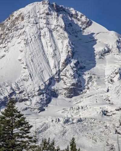 Mount Hood, Photo by Richard Hallman