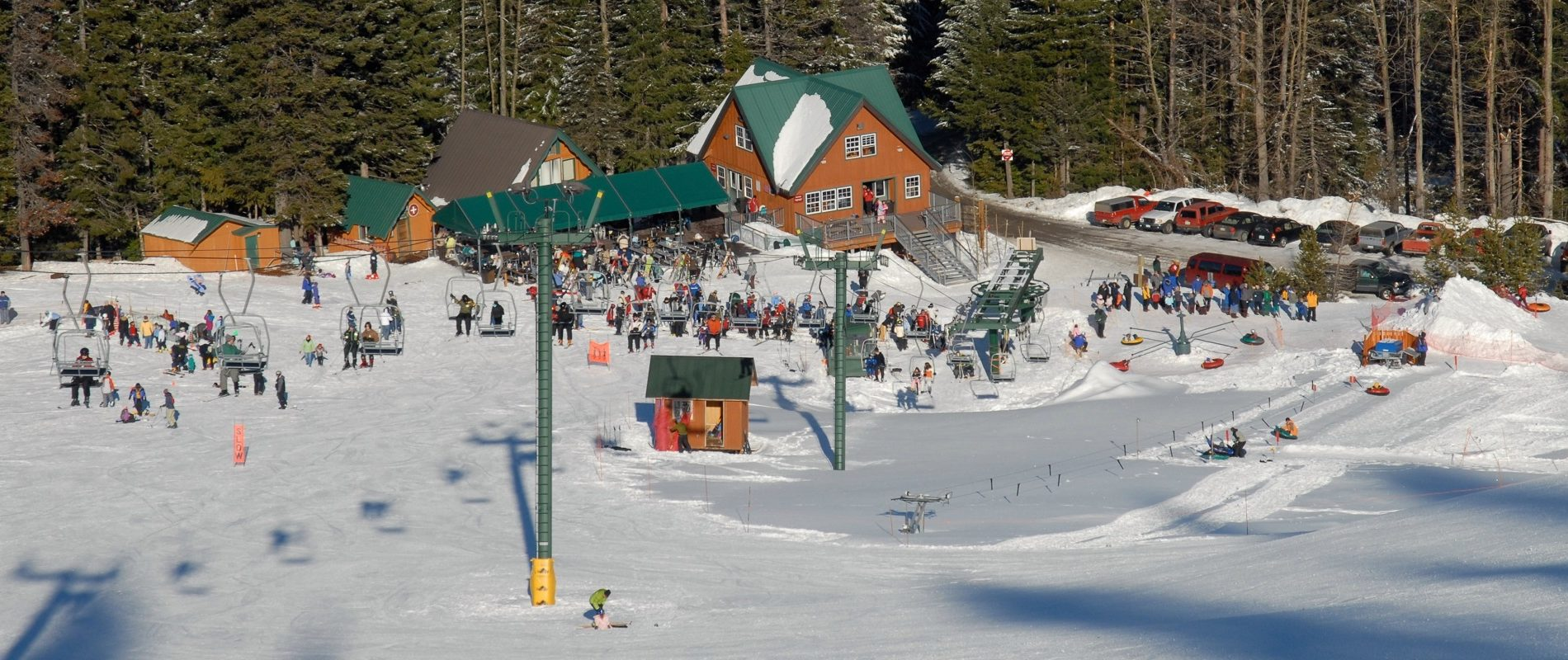 Cooper Spur Ski Area Snow